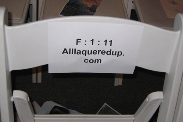 NYFW FW10 Tracy Reese - Front Row via @alllacqueredup