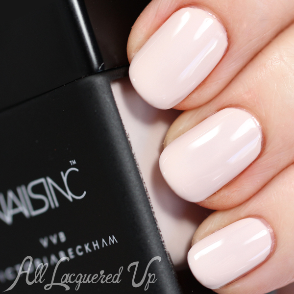 Nails Inc Bamboo White swatch via @alllacqueredup