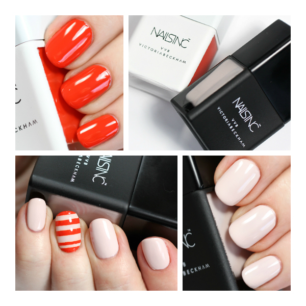 Nails Inc Victoria Beckham swatches via @alllacqueredup