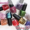 OPI Hawaii Spring 2015 Swatches and Review