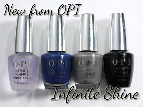 OPI Infinite Shine Review via @alllacqueredup