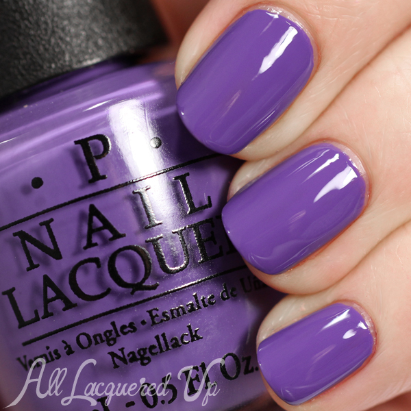 OPI Lost My Bikini In Molokini swatch - Spring 2015 Hawaii via @alllacqueredup