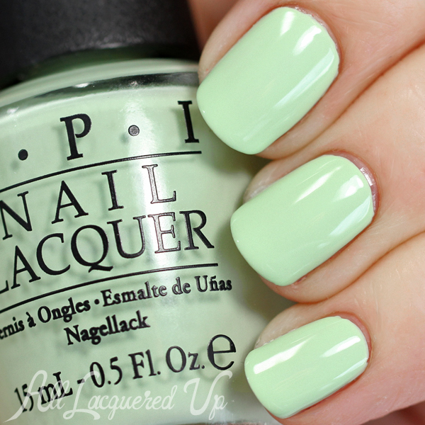 OPI Hawaii Spring 2015 Swatches & Review : All Lacquered Up