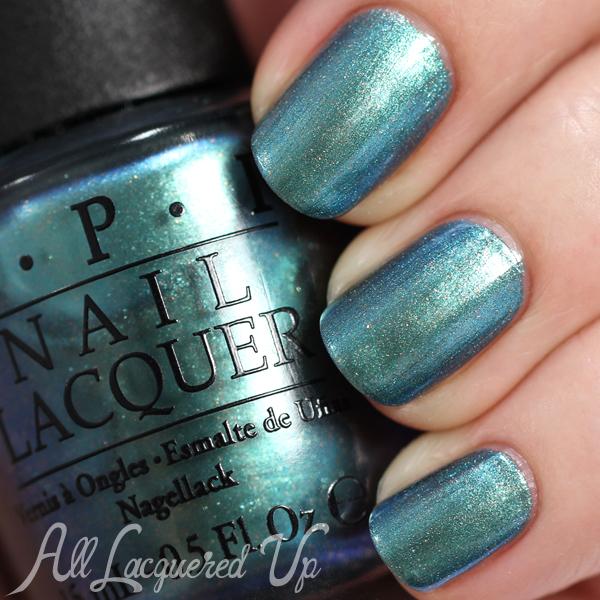 OPI This Color\'s Making Waves, Free Shipping at Nail Polish Canada