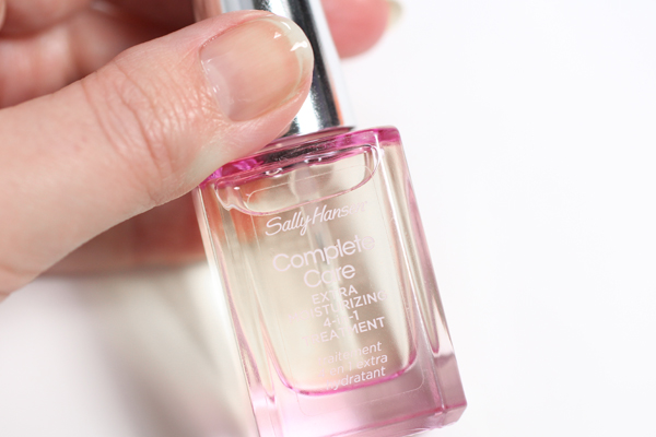 Sally Hansen Complete Care Treatment via @alllacqueredup