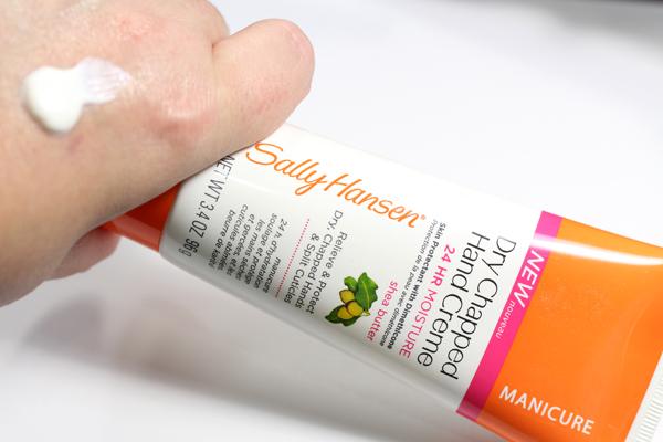 Sally Hansen Dry Chapped Hand Creme via @alllacqueredup