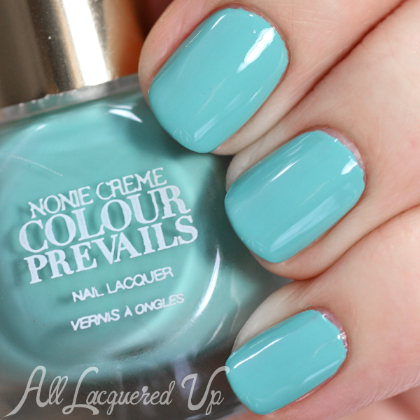 Colour Prevails Privileged swatch via @alllacqueredup