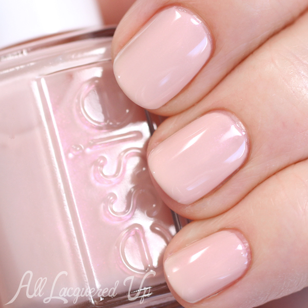 Essie Time for Me Time swatch - Resort 2015 via @alllacqueredup