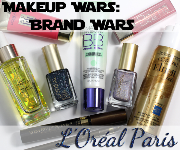 Favorite Drugstore Beauty Products from L'Oreal Paris via @alllacqueredup