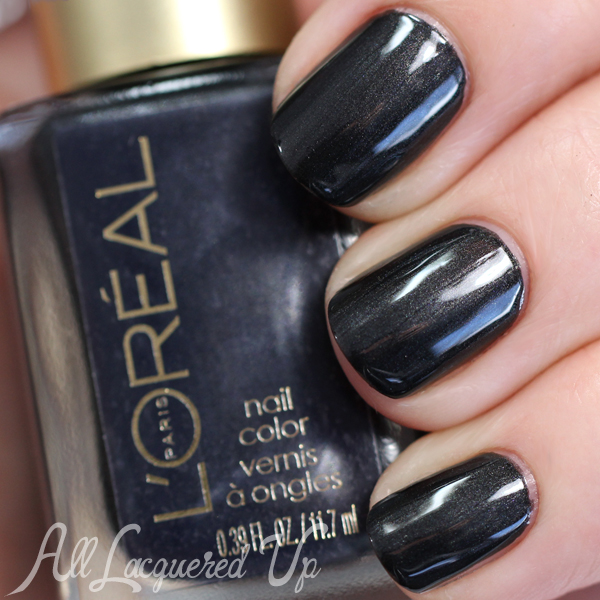 L'Oreal Power Potion swatch via @alllacqueredup