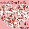 Valentine's Day Nails – 4 Red Hot Manicure Ideas