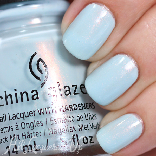China Glaze Dashboard Dreaming Spring 2015 via @alllacqueredup