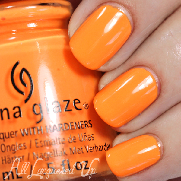 China Glaze Home Sweet House Music - Summer 2015 via @alllacqueredup