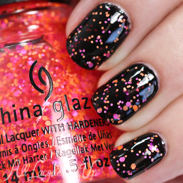 China Glaze Let the Beat Drop - Summer 2015 via @alllacqueredup