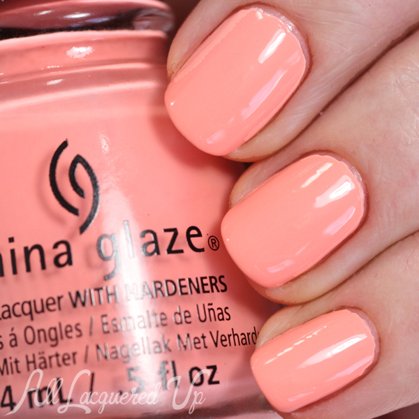 China Glaze More to Explore Spring 2015 via @alllacqueredup