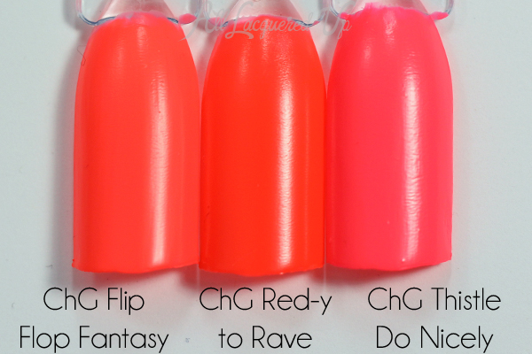 China Glaze Red-y to Rave comparison via @alllacqueredup