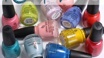 China Glaze Spring 2015 – Road Trip Swatches & Review