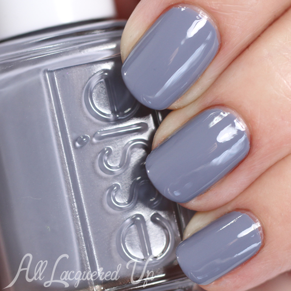 Essie Petal Pushers swatch - Spring 2015 via @alllacqueredup