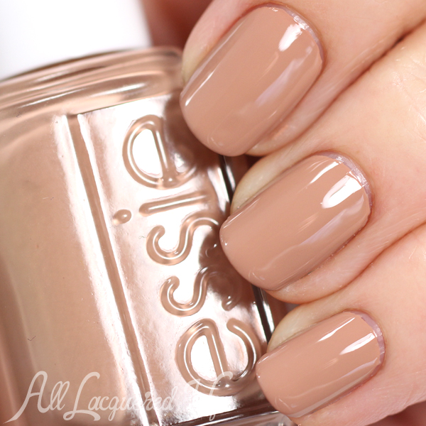 Essie Picked Perfect swatch - Spring 2015 via @alllacqueredup