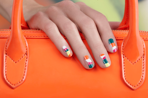 JINsoon Tila March Collection Nail Art via @alllacqueredup