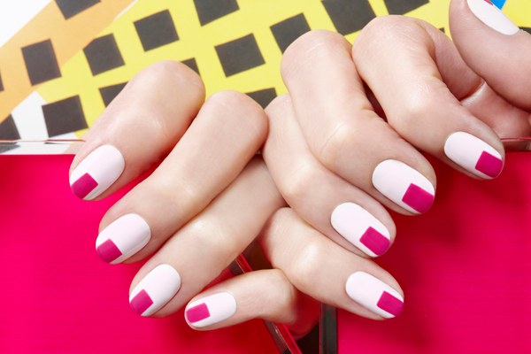 JINsoon Tila March Collection Nail Art via @alllacqueredup