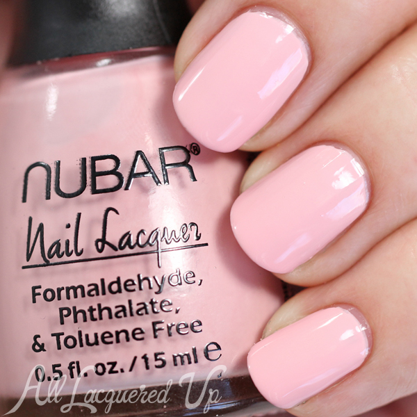 Nubar Cover Girl swatch Spring 2015 via @alllacqueredup