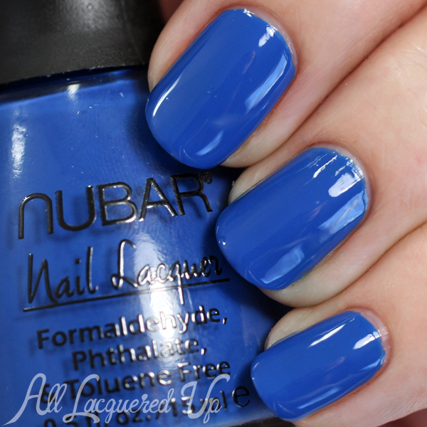 Nubar Media swatch Spring 2015 via @alllacqueredup