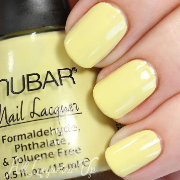 Nubar Spotlight swatch Spring 2015 via @alllacqueredup