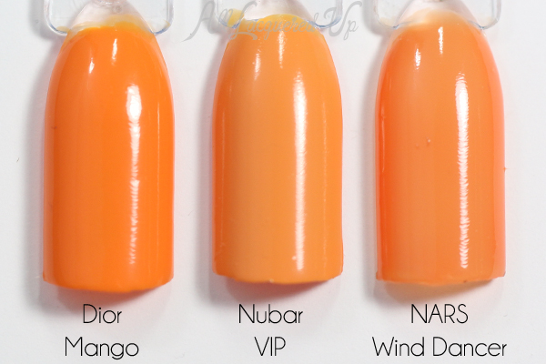 Nubar VIP swatch comparison via @alllacqueredup