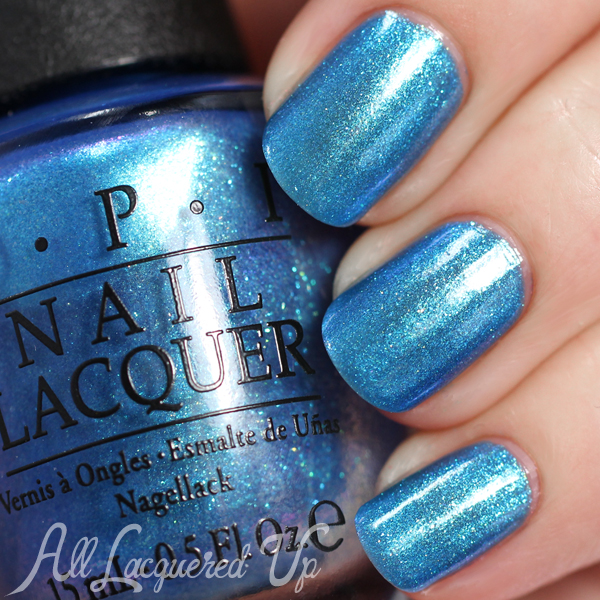 OPI I Sea You Wear OPI swatch - Brights 2015 via @alllacqueredup