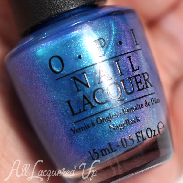 OPI I Sea You Wear OPI bottle via @alllacqueredup