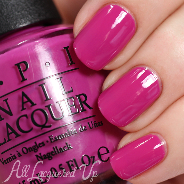 OPI The Berry Thought Of You, Free Shipping at Nail Polish Canada