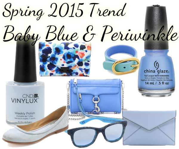 Spring 2015 Nail Color Trend - Mint via @alllacqueredup