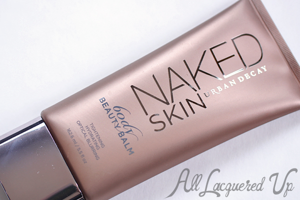 Urban Decay Naked Skin Body Beauty Balm via @alllacqueredup