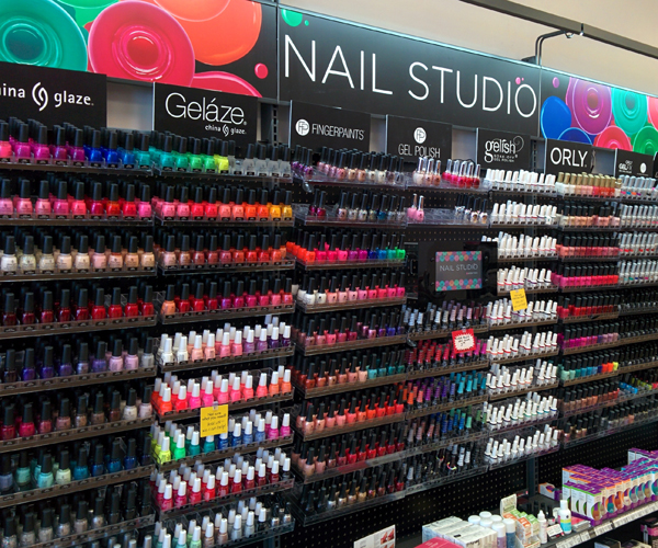 Sally Beauty Nail Studio via @alllacqueredup