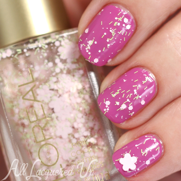 L\'Oreal Spring 2015 Nail Polish Collection - Haute Florals : All ...