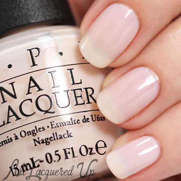 OPI Act Your Beige swatch - Soft Shades 2015 via @alllacqueredup