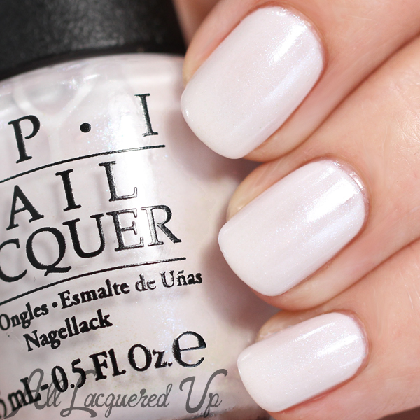 OPI Chiffon My Mind swatch - Soft Shades 2015 via @alllacqueredup