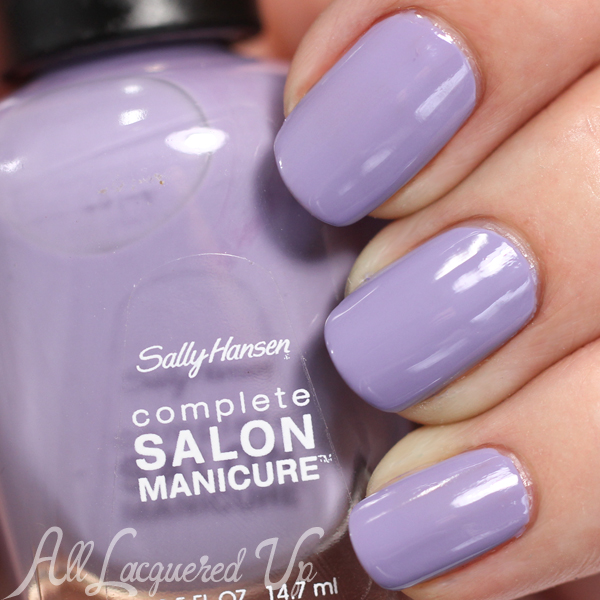 Sally Hansen King of Shadows swatch - Spring 2015 Prabal Gurung via @alllacqueredup