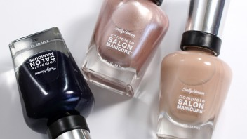 Sally Hansen Spring 2015 Rodarte Swatches & Review