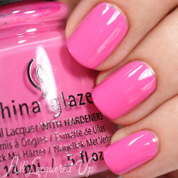 China Glaze Don't Mesa With My Heart swatch - Desert Escape via @alllacqueredup