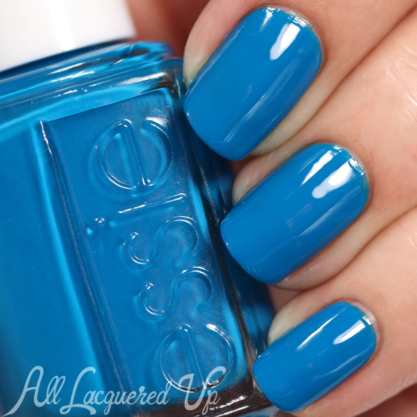 Essie Make Some Noise swatch  - Neon 2015 via @alllacqueredup