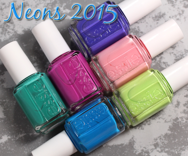 Essie Neon 2015 review via @alllacqueredup