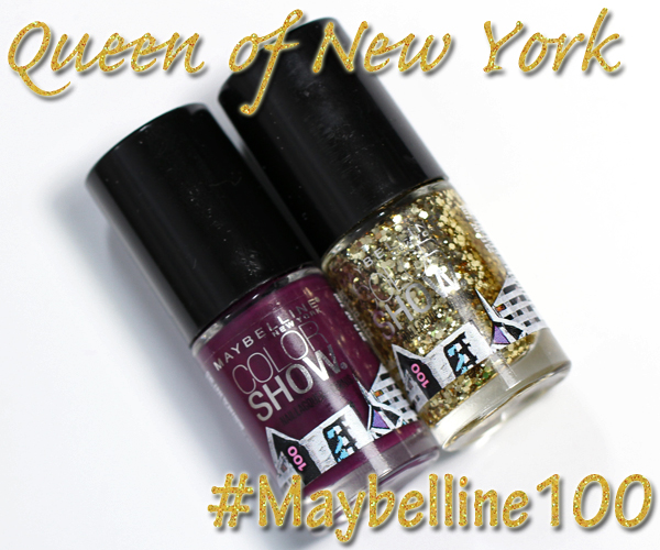 #Maybelline100 Color Show Nail Colors via @alllacqueredup
