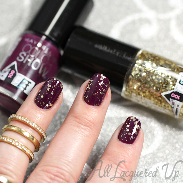 Maybelline 100 Years Color Show Nail Lacquers via @alllacqueredup