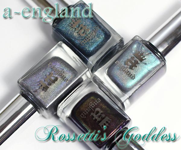 a-england Rossetti's Goddess review via @alllacqueredup