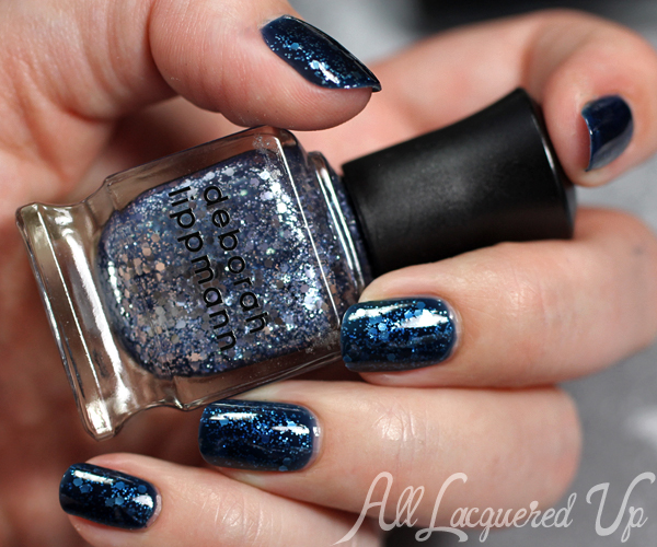 Jelly Sandwich with Deborah Lippmann Rehab and Today Was a Fairytale via @alllacqueredup