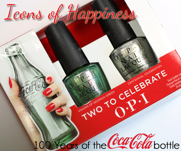 OPI Coca Cola 2015 - Icons of Happiness via @alllacqueredup