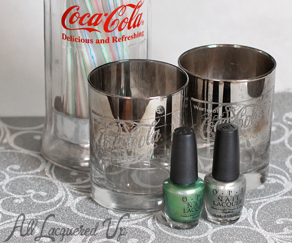 OPI Coca Cola 2015 - Two to Celebrate via @alllacqueredup
