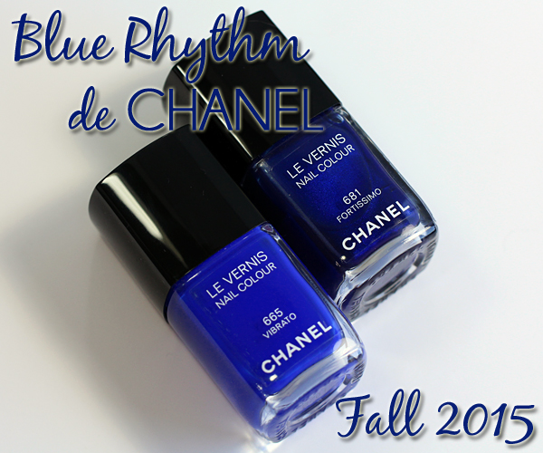 Chanel Vibrato and Fortissimo - Blue Rhythm
